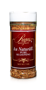 Regas Seasoning Knoxville